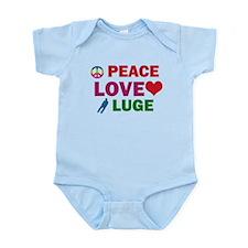 Peace Love Luge Designs Infant Bodysuit