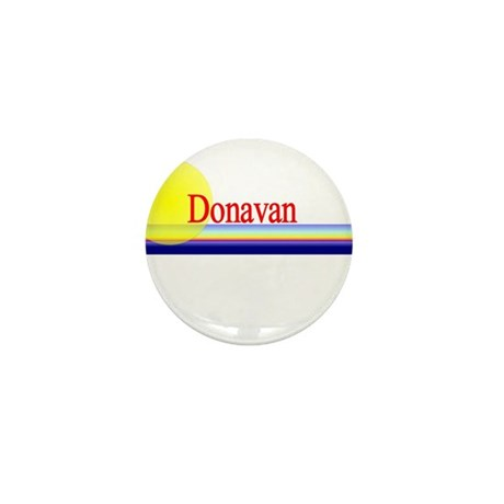 Donavan Mini Button