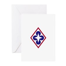 Combined Arms Support Command Greeting Cards (Pk o
