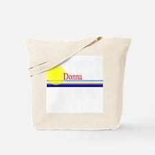 Donna Tote Bag