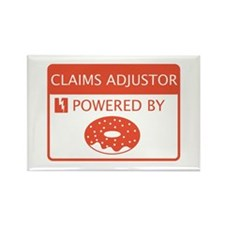 Claims Adjustor Powered By Doughnuts Rectangle Mag