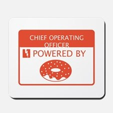 Chief Operating Officer Powered by Doughnuts Mouse
