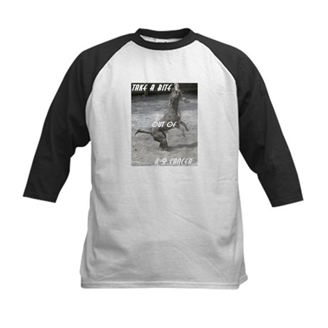 Help Fight Sock-M's cancer Kids Baseball Jersey