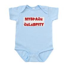 MySpace Celebrity Infant Creeper