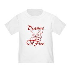 Dianne On Fire T