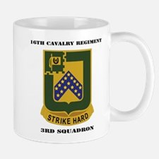 DUI - 3rd Squadron - 16th Cavalry Regiment with Te