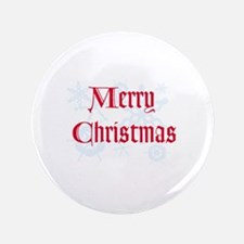 "Christmas 3.5"" Button (100 pack)"