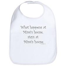 What happen's at Mimi's.... II Bib