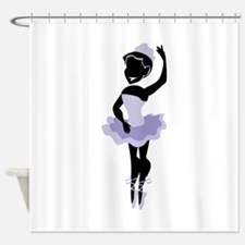 Dancing Shower Curtain