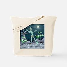Iesus Zombie Tote Bag