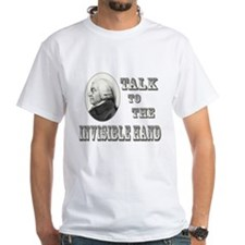 Talk To The Invisible Hand T-Shirt
