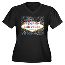 Welcome to Fabulous Las Vegas Women's Plus Size V-