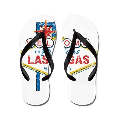 Welcome to Fabulous Las Vegas Flip Flops