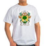 Rothe Coat of Arms Ash Grey T-Shirt