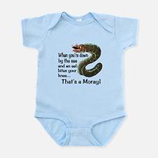 A Moray Infant Bodysuit