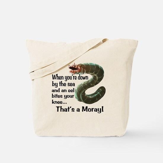 A Moray Tote Bag