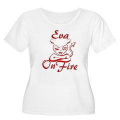Eva On Fire T-Shirt
