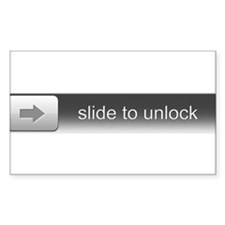 Slide To Unlock Decal