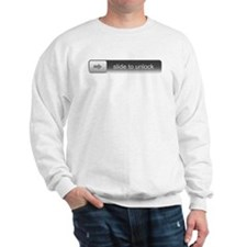 Slide To Unlock Sweatshirt
