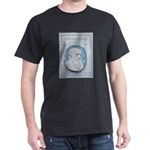 Feb06DarwinMug.png Dark T-Shirt