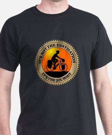 Its The Journey T-Shirt
