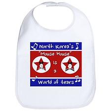 North Korea's Mouse House Bib