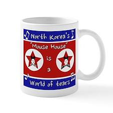 North Korea's Mouse House Mug