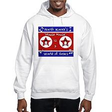 North Korea's Mouse House Hoodie