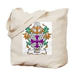 Riggs Coat of Arms Tote Bag