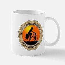 Its The Journey Mug