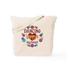 Dancing Happy Tote Bag