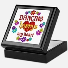 Dancing Happy Keepsake Box