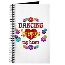 Dancing Happy Journal
