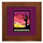 Arizona Framed Tile