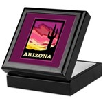 Arizona Keepsake Box