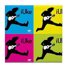 iUke x4 Tile Coaster