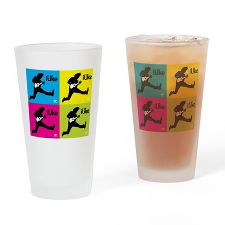 iUke x4 Drinking Glass