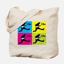 iUke x4 Tote Bag