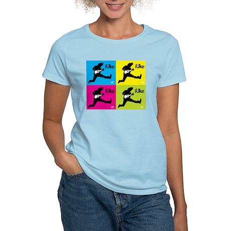 iUke x4 Women's Light T-Shirt