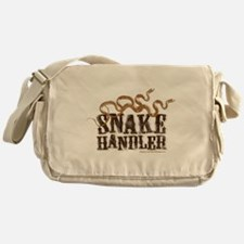 Snake Handler Messenger Bag