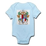 Rice Coat of Arms Infant Creeper