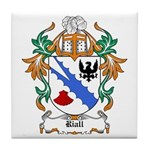 Riall Coat of Arms Tile Coaster