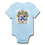 Riall Coat of Arms Infant Creeper