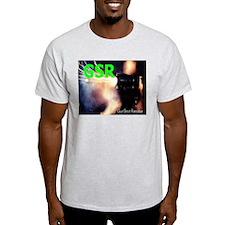 GSR Forensic Ash Grey T-Shirt