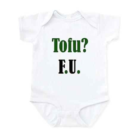 Tofu? F.U. Infant Creeper