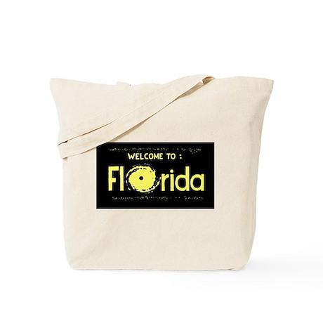 The Hurricane State Tote Bag