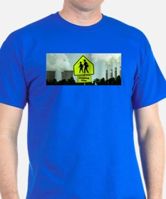 Coughing Zone (choose color) T-Shirt