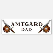 Amtgard Dad Bumper Bumper Bumper Sticker