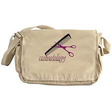 Cosmotology Messenger Bag