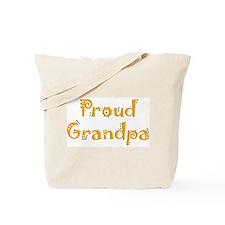 Proud Grandpa Tote Bag